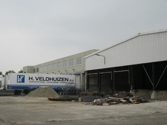 Bij Koopman Depotrans wordt ook vernieuwd. Een vreemd vehikel op de achtergrond: Concurrent of bevriend bedrijf?