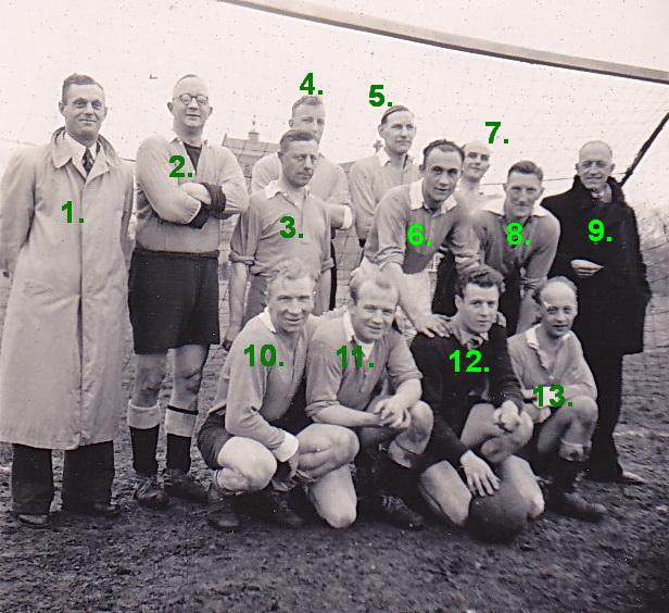 LJL 4e elftal genummerd