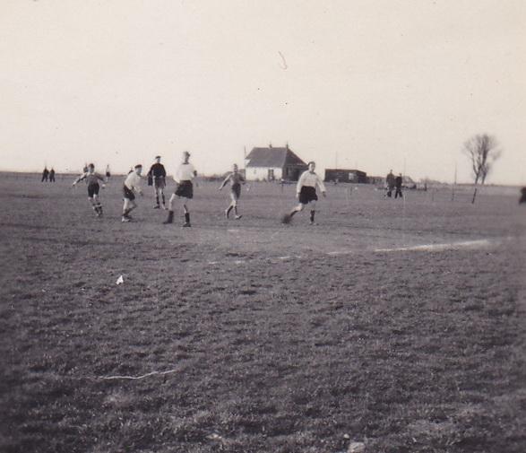 LJL Juniorenwedstrijd Noordhorn 1950