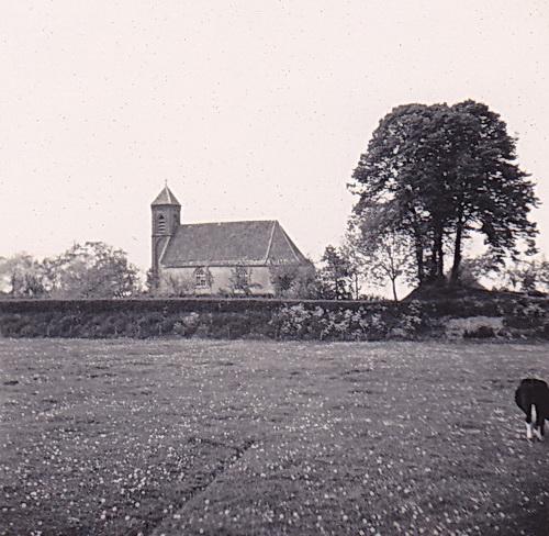 LJL Kerkje Dorkwerd 1952 verkl