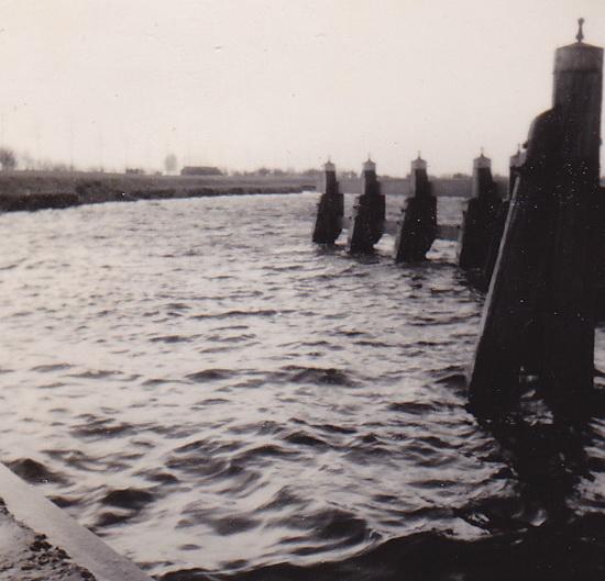 LJL Spoorbrug 1950
