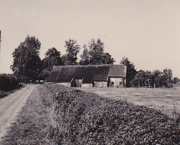 LJL Oud eboerderij bij Balloo 1949