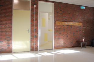 kleedruimte 2 sportgebouw Oosterweg 04032015
