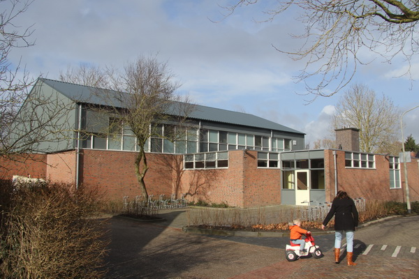 Sportgebouw Oosterweg 04032015 02
